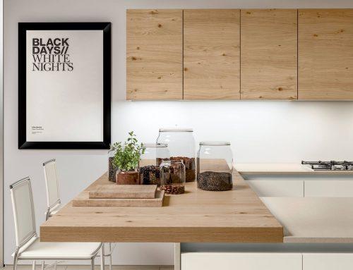Atra Cucine presenta ESSENZA